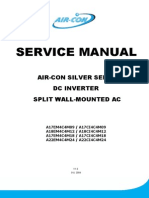 Service Manual Silver Series