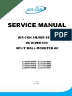 Service Manual Silver Series