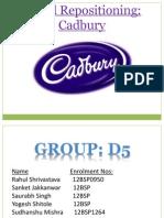 cadbury repositioning