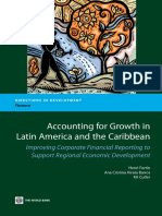 Accounting for Growth in Latin America and the Caribbean