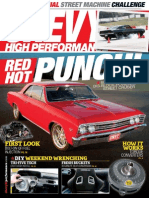 Chevy High Performance - January 2015 USA