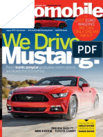 Automobile - December 2014 USA