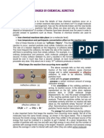 2 Theories in Chemical Kinetics