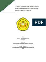 sosiologi Pendidikan Islam