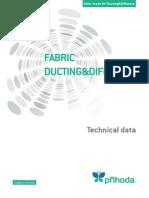 Technical Data PRIHODA
