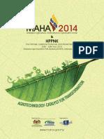 Maha 2014 Brochure English