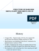 CD ROM AND HDD