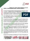 NOTA INFORMATIVA SUBIDA SALARIAL ALTOS CARGOS PRESUPUESTOS 2015 Y OTRAS PREBENDAS.pdf