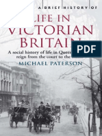 A Brief History of Life in Victorian Britain Micha