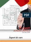 Lectie Demo Expert Achizitii Publice