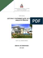 1º Encontro - Graf- Cc4 - Apostila Leitura e Interpretao de Projetos Arquitetnicos