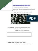Using Multimedia in Your Classroom Media - David