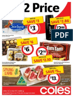 Coles catalogue November 3 2014