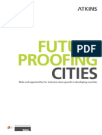 Future Proofing Cities