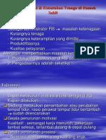 Analisis Tenaga RS
