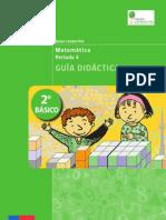 Guia Didactica 2basico Matematica Periodo4
