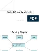 Global Security Markets_Lecture 1