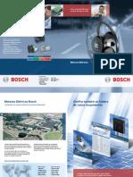 Bosch Catalogo Motores Eletricos e Ventiladores 2013/2014