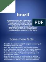 Brazil country