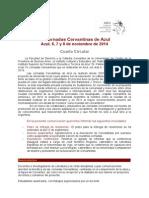 VII Jornadas Cervantinas de Azul - 4° circular.doc