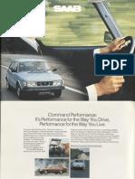 78 Saab Brochure [OCR]