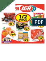 IGA catalogue November 2014