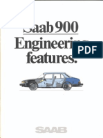 Saab900 Engineeringfeatures1981 [OCR]