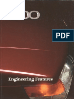Saab 900 Engineering features 1987 [OCR]