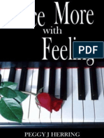 Once more time with feeling-Peggy J.Herring