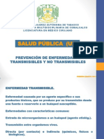 SP 2014 Transmisibles y No Transmisibles