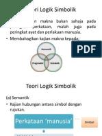 Teori Logik Simbolik