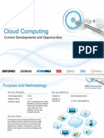 IDG Enterprise Cloud Computing Research (2014)