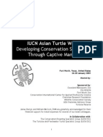 Asian Turtle Final Report 2001