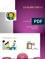Uji Klinis Fase III