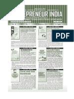 Entrepreneur India November 2014