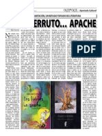 Elard Serruto... Apache (Oja x Oja 2014-11-10)