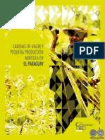 CADENAS DE VALOR Y PEQUEÑA PRODUCCION AGRICOLA EN EL PARAGUAY - PORTALGUARANI