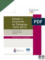ESTADO Y ECONOMIA EN PARAGUAY 1870 A 2010 - PORTALGUARANI