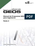 Geo5 Manual Para Ingenieros Mpi2