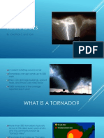tornadoes project