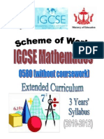 Maths Introduction Cover