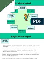 Electronics - Burglar Alarm Project
