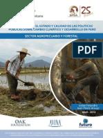 PERU Informe Políticas Públicas en CC Perú SPDA