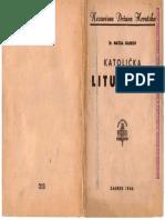 Katolicka Liturgika - Markov