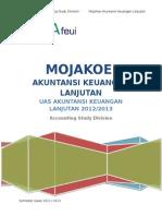 2012 UAS Akuntansi Keuangan Lanjutan