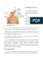 Chemicals of Love