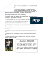 Bill Mountjoy Zone Notes