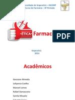 Apresentação ETICA FARMACEUTICA