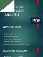 Clean Edge Razor Case Analysis (1)