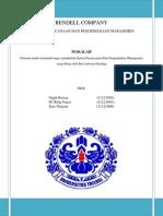 Rendell Company (SPPM) Euis
